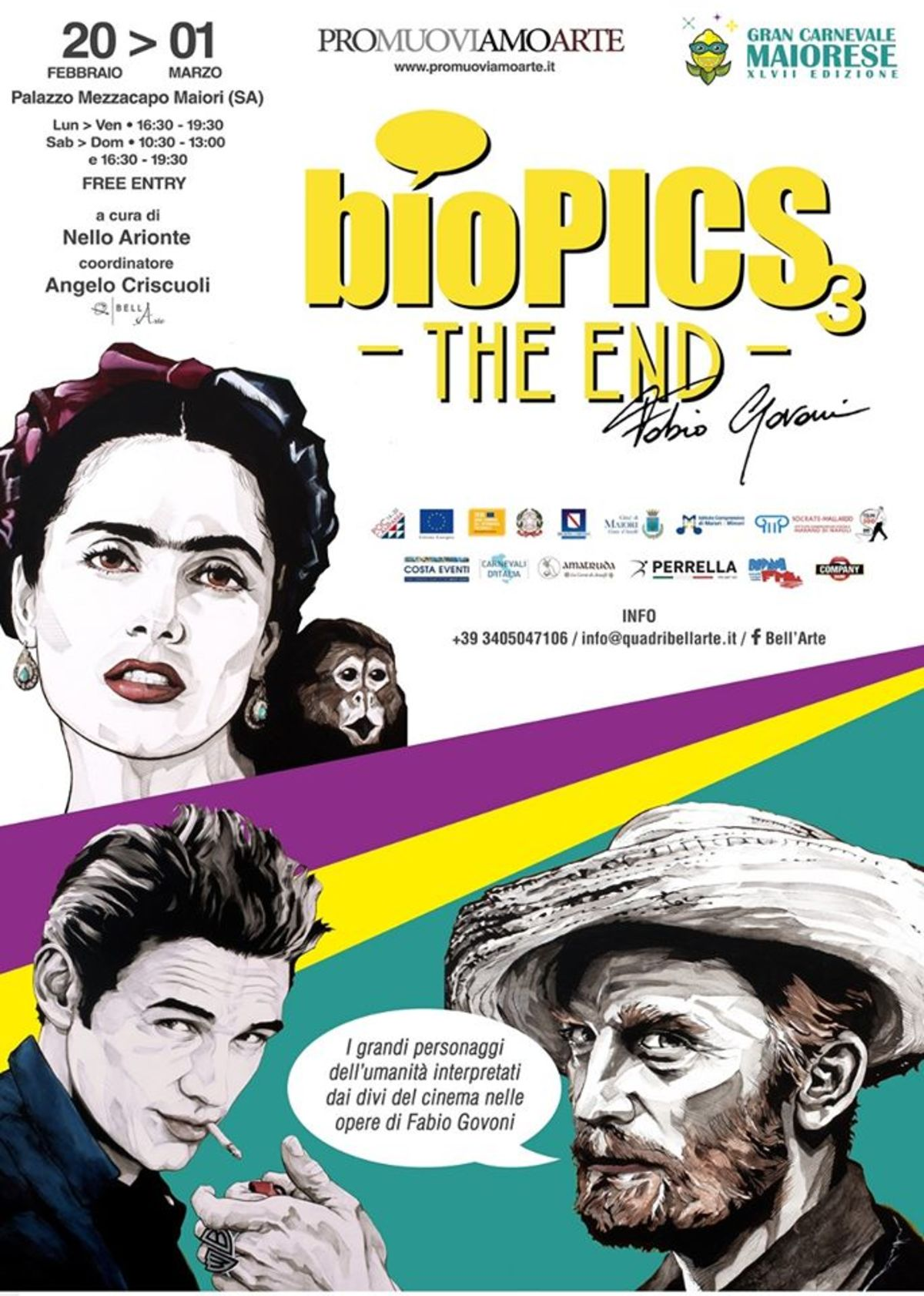 BioPICS 3 - The End